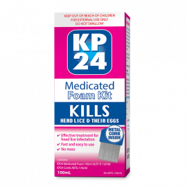 KP24 Medicated Foam KIT