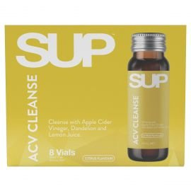 SUP ACV Cleanse 8 x 50mL
