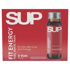 SUP FIT Energy 8 x 50mL