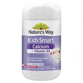 Kids Smart Calcium + Vitamin D3