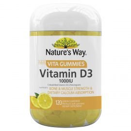Nature's Way Adult Vita Gummies Vitamin D3 1000 IU 120s