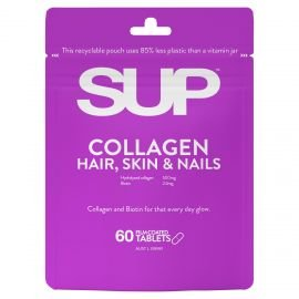 SUP Collagen Hair, Skin & Nails 60 Tablets