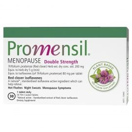 Promensil Double Strength Tabs 30s