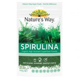 Nature's Way Super Spirulina
