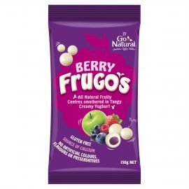 Go Natural Frugo's Berry 150g