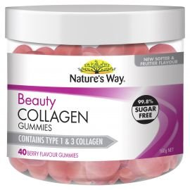 Nature's Way Collagen Gummies 40s Clean Pack