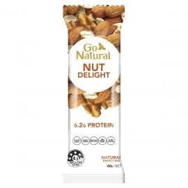 Go Natural Nut Delight 40g