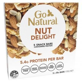 Go Natural Nut Delight Chopped Box 175g (5 x 35g)
