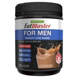 FatBlaster for Men Weight Loss Shake Chocolate 385g