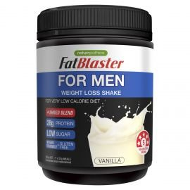 FatBlaster for Men Weight Loss Shake Vanilla 385g
