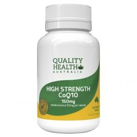 Quality Health High Strength CoQ10 1500mg 100s