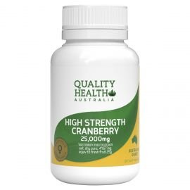 Quality Health Cranberry 25,000mg 60s