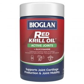 BIOGLAN - Red Krill Oil Active Joints 60s