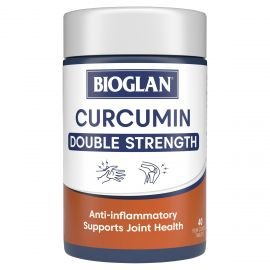 Bioglan Curcumin Double Strength 1200mg 40s