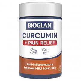 Bioglan Curcumin Plus Pain Relief