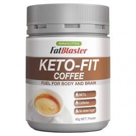 FatBlaster Keto-Fit Coffee 85g