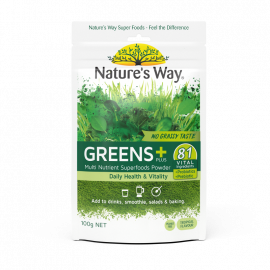 Nature's Way Super Greens + Kale 90s