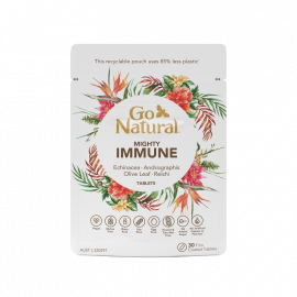 Go Natural Mighty Immune 30S