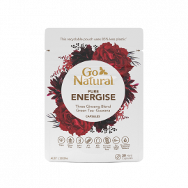 Go Natural Pure Energise 30s