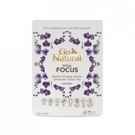 Go Natural Total Focus 30s