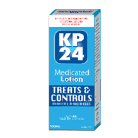 KP24 Medicated Lotion 100mL