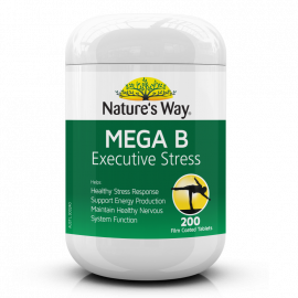 Nature's Way Mega B Executive Stress