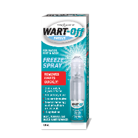 Wart Off Freeze