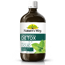 Nature's Way Chlorophyll Detox