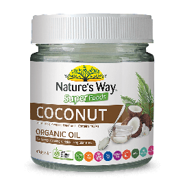 Nature's Way Super Coconut Oil