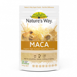 Nature's Way Superfoods Maca