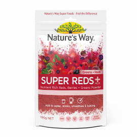 Nature's Way SUPER GREENS + REDS 100g