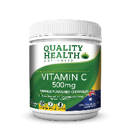Quality Health Vitamin C 500mg 200s