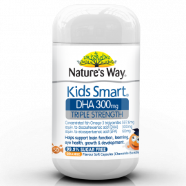 Kids Smart DHA 300mg Triple Strength