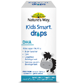 Kids Smart Drops DHA