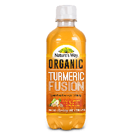 Nature's Way Turmeric Fusion Drink