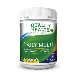 Quality Health Daily Multivitamin 100s