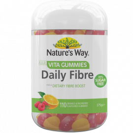 Adult Vita Gummies Fibre 94% Sugar Free 110s