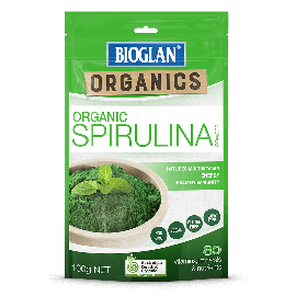 Bioglan Superfoods Organics Health365