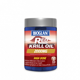 Bioglan Red Krill Oil 2000mg