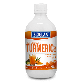 Bioglan Liquid Shots Turmeric Plus Anti-Inflammatory 500ml