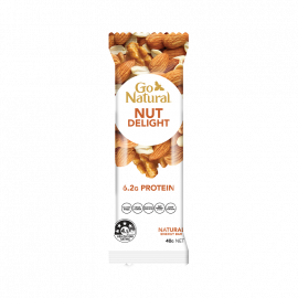Go Natural Nut Delight Bar 40g (Box of 16)
