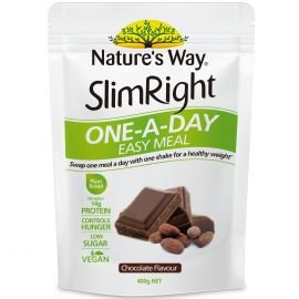Slimright One-A-Day Shakes Chocolate 400g