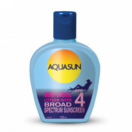 Aquasun Lotion SPF4 125ml