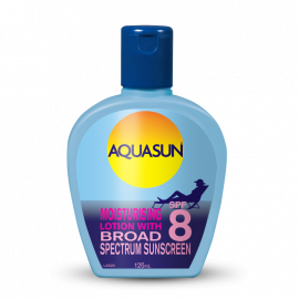 Aquasun Lotion SPF8 125ml