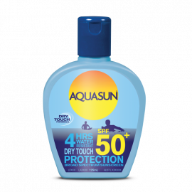 Aquasun SPF 50+ 125ml Bottle