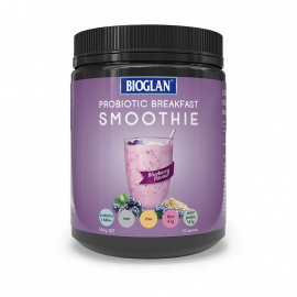Bioglan Probiotic Breakfast Smoothie - Blueberry