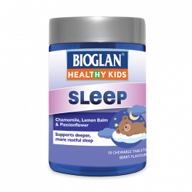 Bioglan Healthy Kids Sleep Chewable 50s