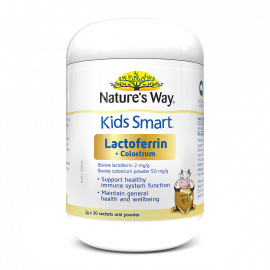 Nature's Way Kids Smart Lactoferrin + Colostrum 30 Sachets