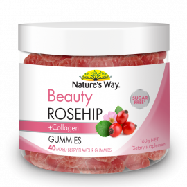 Nature's Way Beauty Rosehip Gummies 40s