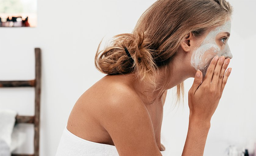 How exfoliation can help ease your skin into Spring